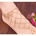 billige Kropssmykker-Dame Ankel / Armbånd Legering Vintage Søtt Fest Kontor Fritid Erklæringssmykker Geometrisk Form Smykker Til