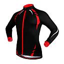 cheap Other Parts-WOSAWE Unisex Cycling Jacket Bike Jacket / Jersey / Top Thermal / Warm, Windproof, Fleece Lining Patchwork Fleece, Terylene Bike Wear