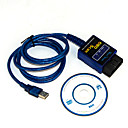 billige OBD-12v v1.5 OBD2 ELM327 grensesnitt usb can-bus scanner diagnostisk