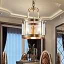 abordables Lámparas Colgantes-5 Lámparas Colgantes ,  Tradicional/Clásico Latón Característica for Cristal / Mini Estilo MetalDormitorio / Comedor / Cocina /