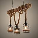 abordables Apliques de Pared-Retro Lámparas Colgantes Luz Downlight - Mini Estilo, 110-120V 220-240V, Blanco Cálido, Bombilla no incluida