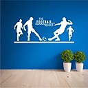 cheap Wall Stickers-Sports Wall Stickers Plane Wall Stickers Decorative Wall Stickers, PVC Home Decoration Wall Decal