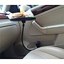 halpa Muotisormukset-2015 uusin auto tarvikkeet auto iso tietokoneen työpöytä monikäyttöinen ruokapöydässä luova tukilevyn (musta, valkoinen)
