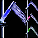 voordelige LED Douchekopppen-Hedendaagse Handdouche Chroom Kenmerk - LED, Douchekop