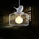 billige Hengelamper-Anheng Lys Omgivelseslys Metall Glass LED 110-120V / 220-240V Pære ikke Inkludert