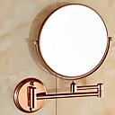זול וילונות מקלחת-גאדג'ט לאמבטיה ניאוקלאסי פליז / סגסוגת אבץ יחידה 1 - מראה אביזרי מקלחת / מוזהב