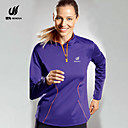 cheap Cell Phone Cases & Screen Protectors-Women's Running Shirt - Purple Sports Sweatshirt / Top Yoga, Fitness, Gym Long Sleeve Activewear Quick Dry Stretchy