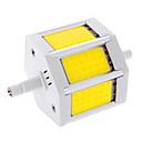 billige Kornpærer med LED-R7S LED-kornpærer T 3 leds COB Dekorativ Varm hvit Kjølig hvit 960lm 2800-3200/6000-6500K AC 85-265V