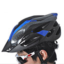 cheap Bike Frame Bags-Adults Bike Helmet 21 Vents Impact Resistant Lightweight Adjustable Fit PVC(PolyVinyl Chloride) EPS PC Sports Mountain Bike / MTB Climbing Cycling / Bike - Yellow / Black Red+Black Bule / Black