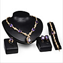 cheap Jewelry Sets-Women's Synthetic Amethyst Jewelry Set - Others Purple