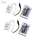 baratos Faixas de Luzes LED-YouOKLight 12 V Interruptor Remoto ABS