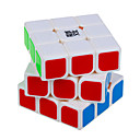 cheap LED Bi-pin Lights-Rubik's Cube 3*3*3 Smooth Speed Cube Magic Cube Puzzle Cube Professional Level Speed Gift Classic & Timeless Girls'