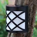 povoljno Vanjski fenjeri-6leds svjetlo vrt vanjski home dekor spretan dizajn vrtna solarna svjetla