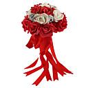 """رخيصةأون شعر مستعار لاسيه صناعي-زهور الزفاف باقات زفاف الفوم 11.42""""(Approx.29cm)"""