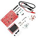 abordables Kits DIY-dso138 diy osciloscopio digital kit de aprendizaje electrónico para arduino
