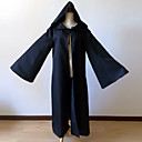 cheap Movie & TV Theme Costumes-Super Heroes Soldier / Warrior Movie / TV Theme Costumes Cosplay Costume Party Costume Movie Cosplay Black Brown Cloak More Accessories