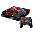 cheap PS4 Accessories-B-SKIN PS4 PS / 2 Sticker For PS4 ,  Novelty Sticker PVC 1 pcs unit