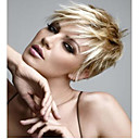 cheap Synthetic Capless Wigs-new product blonde short syntheic wave wig extensions top quality