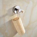 baratos Suportes de Escova de Dentes-Ganho para Roupão Moderna Aço Inoxidável 1 Pça. - Banho do hotel