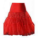 cheap Dog Toys-Women's Going out Cotton A Line Skirts - Solid Colored Mesh / Spring / Fall / Mini
