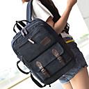 preiswerte Laptoptaschen-Damen / Unisex Taschen Segeltuch Tragetasche / Rucksack für Normal Braun / Grün / Khaki