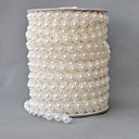 cheap Party Headpieces-Creative Solid Color Ribbon Rhinestone Wedding Ribbons - 1 Piece/Set Unique Wedding Décor Rhinestone Ribbon Decorate favor holder