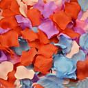 זול פרח מלאכותי-משי ורדים פרחים מלאכותיים
