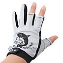 preiswerte Fishing Gloves-Stück Schwarz Grau g/Unze mm Zoll