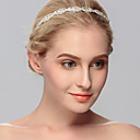 cheap Party Headpieces-Rhinestone Headbands 1 Wedding / Special Occasion / Casual Headpiece