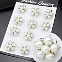 cheap Brooches-Women's Brooches - Cubic Zirconia Party, Work, Fashion Brooch White For Wedding / Party / Special Occasion