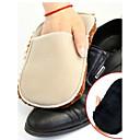 baratos Acessórios de Limpeza de Cozinha-couro enxada bolsa de couro limpeza luva de imitação de lã pano polihing hoe bruh