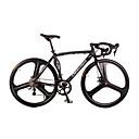 billige Sykler-Landeveissykkel Sykling 18 Trinn 26 tommer (ca. 66cm) / 700CC SHIMANO TX30 BB5 Skivebremse Ikke dempende Aluminium Aluminiumslegering