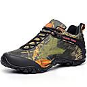 abordables Zapatillas Deportiva de Mujer-Unisex Zapatos Tela / Cuero Primavera / Otoño Zapatos de los pares Zapatillas de Atletismo Senderismo Verde