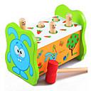 levne Vzdělávací hračky-dětské vzdělávací křeček bicí fruitworm velké dřevěné hračky na raném dětství