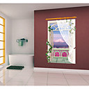preiswerte Wand-Sticker-Dekorative Wand Sticker - Flugzeug-Wand Sticker Landschaft Stillleben Blumen Wohnzimmer Schlafzimmer Badezimmer Küche Esszimmer