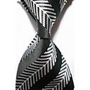 billige Tilbehør til herrer-Herre Luksus Klassisk Fest Striper Bryllup Slips - Elegant, Kreativ