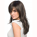 cheap Human Hair Capless Wigs-Remy Human Hair Lace Front Wig style Brazilian Hair Straight Wig 150% Density 16 inch Women's Short Medium Length Long Human Hair Lace Wig Premierwigs