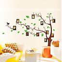 baratos Adesivos de Parede-Botânico Adesivos de Parede Autocolantes de Aviões para Parede Autocolantes de Parede Decorativos Autocolantes de Fotografias, Vinil