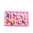 billige Bakeredskap-Bakeware verktøy Silikon Gummi Kake / Sjokolade Cake Moulds 1pc