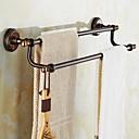 preiswerte Handtuchhalter-Handtuchhalter Neoklassisch Messing 1 Stück - Hotelbad 2-Turm-Bar