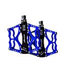 baratos Pinturas Abstratas-Pedais Bicicleta De Montanha Liga de alumínio Azul