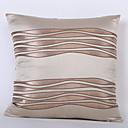 billige Putevar-1 stk Polyester Putecover, Stripet Moderne / Nutidig