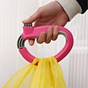 preiswerte Küchenutensilien & Gadgets-1 stück praktische tasche hängen qualität erwähnen teller tragen taschen küchenhelfer silikon candy farbe sparen bemühung werkzeuge