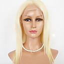cheap Costume Wigs-Human Hair Lace Front Wig Straight Wig Short / Medium Length / Long Human Hair Lace Wig