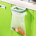 cheap Racks & Holders-Receive Bag Rack Can Wash The Kitchen Door Type Ambry Trash Can Support