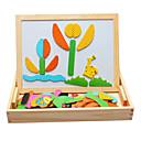 baratos Brinquedos de Leitura-40*12*5mm Brinquedos Magnéticos Brinquedo para Desenhar / Lousas Mágicas / Brinquedos Magnéticos Clássico Magnética / Diversão Crianças Dom