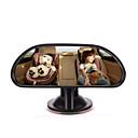 זול Rear View Monitor-תינוק במושב אחורי הפונה לאחור במראה תינוק המכונית iztoss במראה אחורית תינוק מכונת מתכווננת ראייה עם כוס יניקה