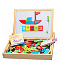 halpa Puiset palapelit-8*5*3mm Magneettilelut Piirustus lelu Piirustustabletit Magneettilelut Magneetti Lasten Poikien Tyttöjen Lelut Lahja