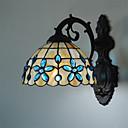 hesapli Duvar Aplikleri-Duvar ışığı Aşağı Doğru Duvar lambaları 220V / 110V E26 / E27 Tiffany Diğerleri