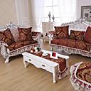 preiswerte Schonbezüge-Sofabezug Blumen / Pflanzen Jacquard 100% Baumwolle Chenille Überzüge